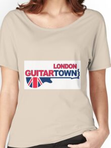 Flag and Music Women's Relaxed Fit T-Shirt