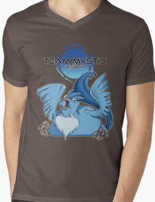 Legenderpy Birb Mystic Mens V-Neck T-Shirt