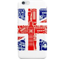Landmark and Flag A iPhone Case/Skin
