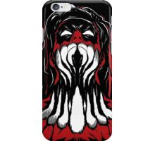 The Rising Demon  iPhone Case/Skin