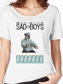 Sad Boys Yung Lean  Women's Relaxed Fit T-Shirt