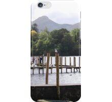 Keswick Jetty iPhone Case/Skin