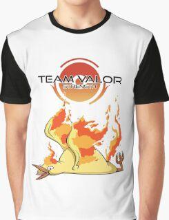 Legenderpy Birb Valor Graphic T-Shirt