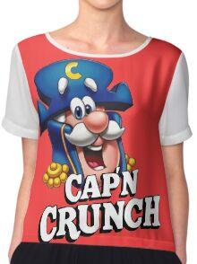 Capn Crunch Chiffon Top