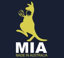 MIA - Made in Australia TSHIRTS One Piece - Long Sleeve