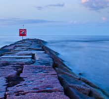 Galveston Seawall by psankey
