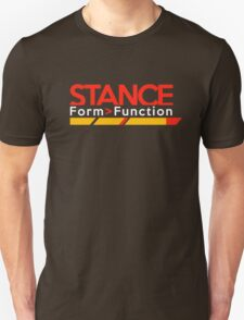 Stance form > function (3) T-Shirt