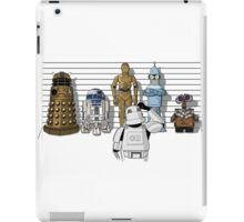 are these the droids you iPad Case/Skin