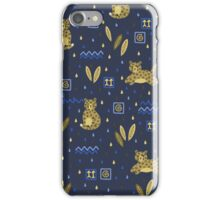 Kenyan Leopard iPhone Case/Skin