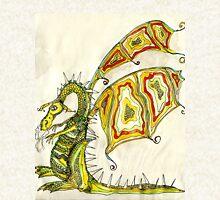 Tiff's Dragon Hoodie
