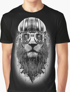BORN TO RIDE Graphic T-Shirt