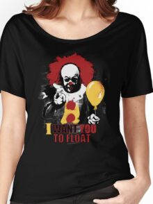 We All Float! Women's Relaxed Fit T-Shirt