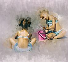 Sand Play by Dennis Granzow