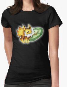 Eeveelution - Jolteon Womens Fitted T-Shirt