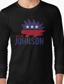 Feel the Johnson Long Sleeve T-Shirt