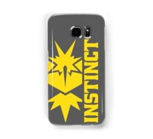 Vertical Team Instinct Samsung Galaxy Case/Skin