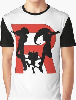 Team Rocket Graphic T-Shirt