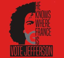 Vote For Jefferson Kids Tee