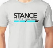 Stance form > function (6) Unisex T-Shirt