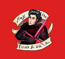 May the fierce be with you Mens V-Neck T-Shirt