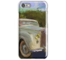 Luxury on Wheels iPhone Case/Skin