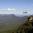 Cable Car in Australia by John Wallace