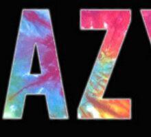 G-Eazy Tie Dye Sticker