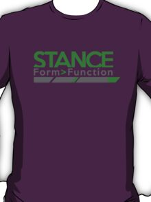 Stance form > function (7) T-Shirt