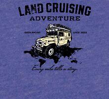 Every Mile Tells a Story - dark print Tri-blend T-Shirt
