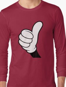 Cool Thumbs up Long Sleeve T-Shirt