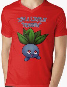 "I'm a little ""Oddish"" Mens V-Neck T-Shirt"