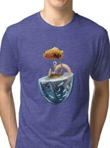 Catching Gravity Tri-blend T-Shirt