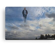 Looking for Dr Who....... Canvas Print