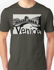 Rialto bridge Venice Unisex T-Shirt