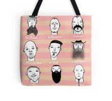 Beards of Australia Tote Bag