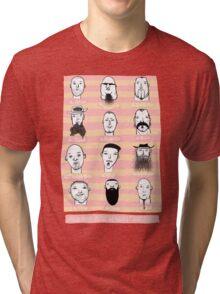 Beards of Australia Tri-blend T-Shirt