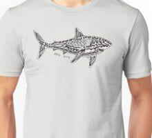 Polynesian Shark Unisex T-Shirt