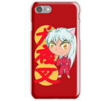 Chibi Chibi Inuyasha iPhone Case/Skin