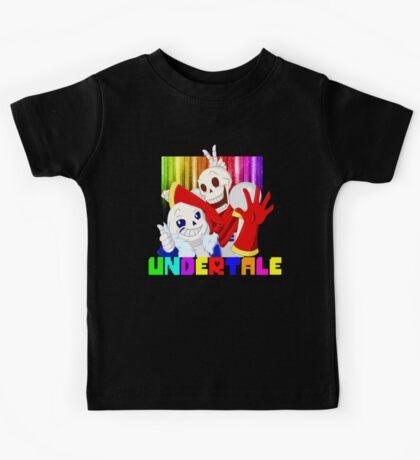Brothers - Undertale Kids Tee
