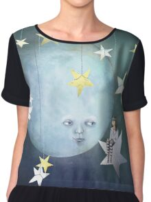 Hanging with the Stars Chiffon Top