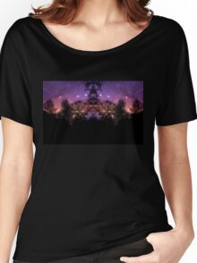 Tree Lace Starz Women's Relaxed Fit T-Shirt