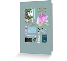 GOING TO HAWAII Greeting Card