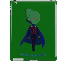 Martian Manhunter iPad Case/Skin