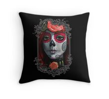 """Maricela"" by Dienzo Throw Pillow"