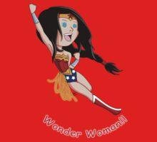 Wonder Woman!! Kids Clothes