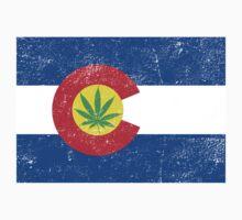 Vintage Colorado Cannabis by medallion