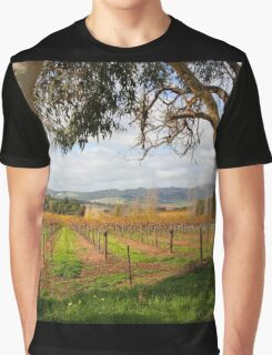 Barossa Autumn Graphic T-Shirt