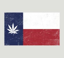 Vintage Texas Cannabis by medallion
