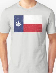Vintage Texas Cannabis T-Shirt