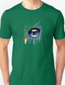 Cold Owl's eye Unisex T-Shirt